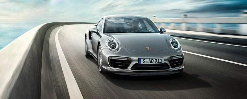The new 911 Turbo