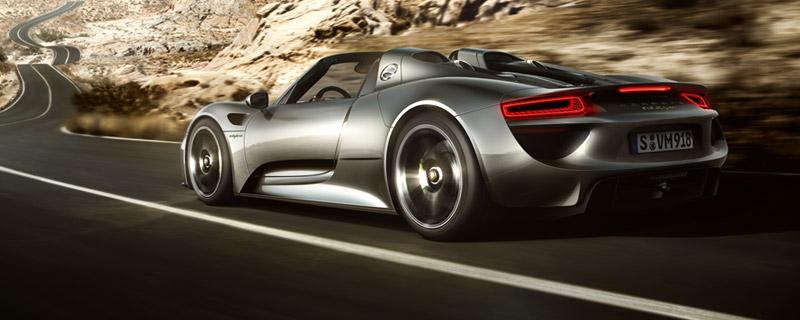 918 Spyder