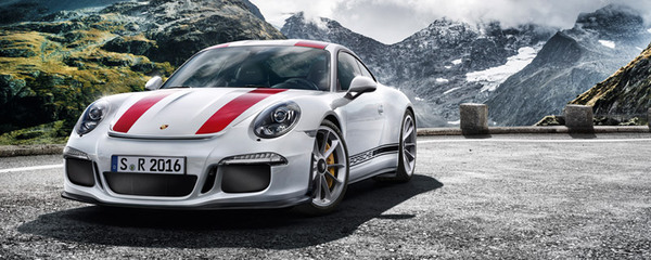 The new 911 R